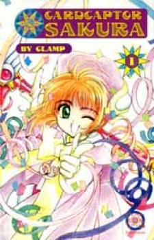 Cardcaptor Sakura vol 1 GN