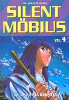 Silent mobius vol 4