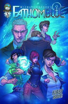 FATHOM BLUE #1 DIRECT MARKET CVR A