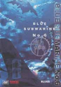 Blue Submarine No 6 Vol 1 DVD