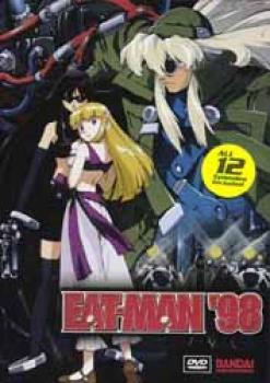 Eat Man 98 vol 1 DVD