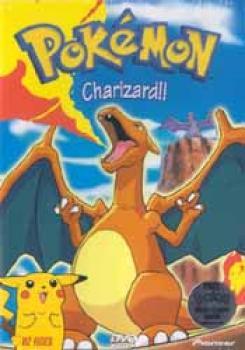 Pokemon vol 15 Charizard DVD Dubbed
