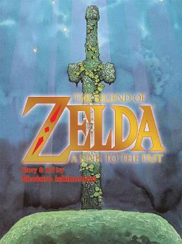 Legend of Zelda Link to the past GN