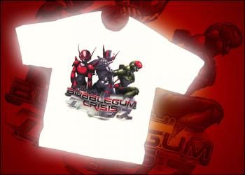 Bubblegum Crisis 2040 Hard suits T-SHIRT XL