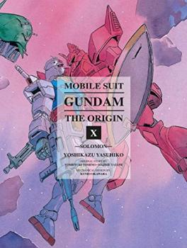 Mobile Suit Gundam Origin vol 10 - Solomon GN