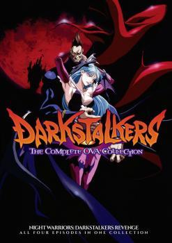 Darkstalkers Complete OVA DVD