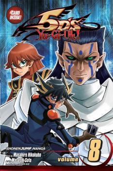 Yu-Gi-Oh! 5D's vol 08 GN