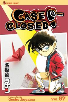 Detective Conan vol 57 Case closed GN
