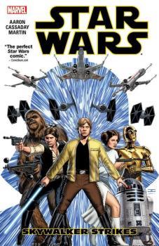 STAR WARS VOL. 01: SKYWALKER STRIKES (TRADE PAPERBACK)