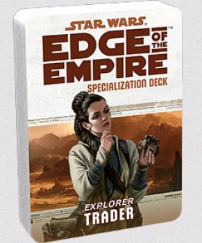 Star Wars Edge of the Empire RPG - Specialization Deck Trader