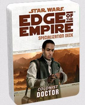 Star Wars Edge of the Empire RPG - Specialization Deck Doctor