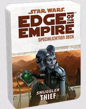 Star Wars Edge of the Empire RPG - Specialization Deck Thief