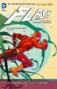 FLASH VOL. 05: HISTORY LESSONS (TRADE PAPERBACK)