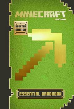 MINECRAFT OFFICIAL MOJANG ESSENTIAL HC UPDATED ED
