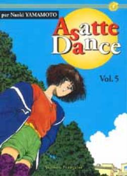 Asatte dance tome 5