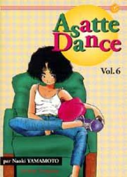 Asatte dance tome 6