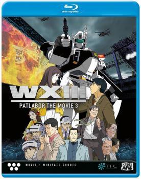 Patlabor WXIII Blu-Ray