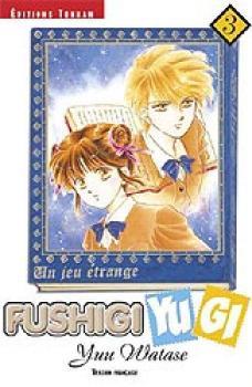 Fushigi Yugi tome 03