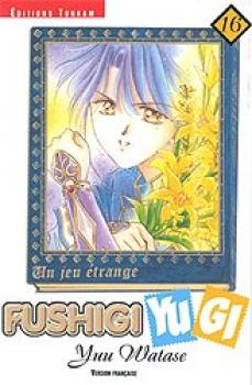 Fushigi Yugi tome 16