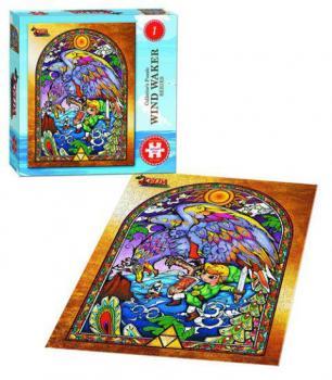 Legend of Zelda Puzzle - Windwalker Series 01