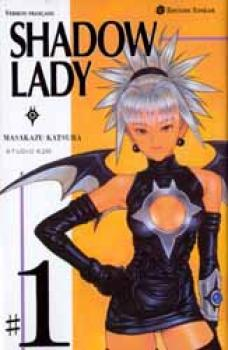 Shadow lady tome 01 reedition