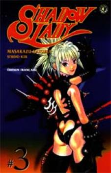 Shadow lady tome 3