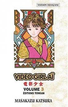 Video girl Ai tome 03