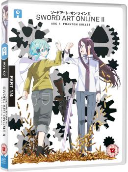 Sword art online 2 Part 01 DVD UK
