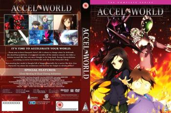 Accel World Complete Collection DVD UK