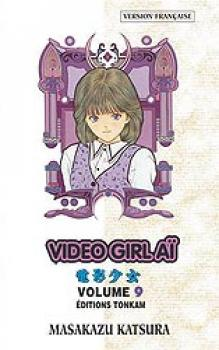 Video girl Ai tome 09