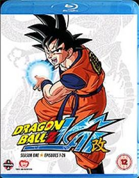 Dragon Ball Z Kai Season 01 Blu-Ray UK