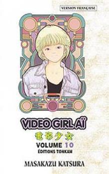 Video girl Ai tome 10
