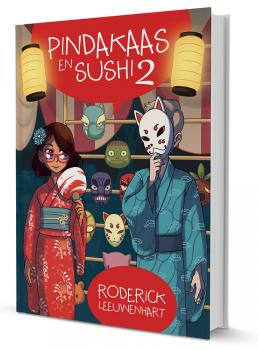 Pindakaas & Sushi 2 Novel NL
