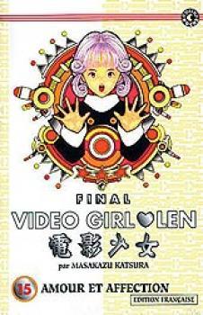 Video girl Ai tome 15