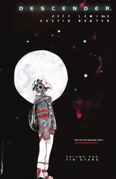 DESCENDER VOL. 01: TIN STARS (MR) (TRADE PAPERBACK)