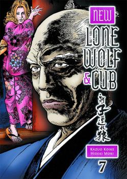 New Lone Wolf and Cub vol 07 GN