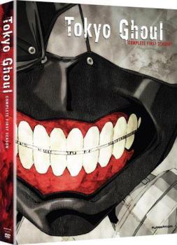 Tokyo Ghoul Complete Season Blu-ray/DVD Combo