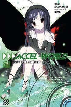 Accel World vol 04 Light Novel