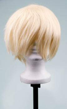 Cosplay Wig short spiky - Light Blonde