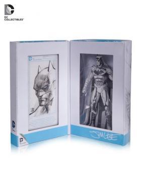 DC BLUELINE ACTION FIGURE - BATMAN (STANDARD EDITION) (SDCC 2015 EXCLUSIVE)