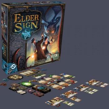 Elder Sign Dice Game - Core Set