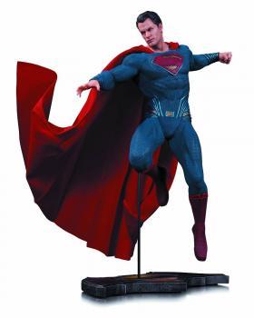 BATMAN V SUPERMAN DAWN OF JUSTICE SUPERMAN STATUE