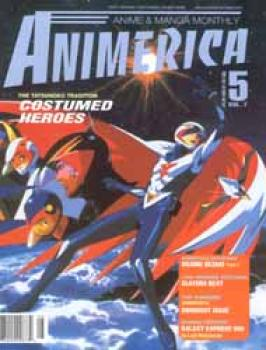 Animerica vol 7: 5