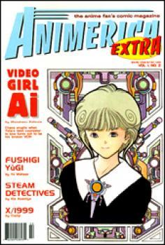 Animerica Extra vol 1: 2