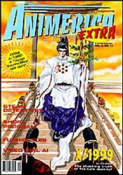 Animerica Extra vol 2: 11