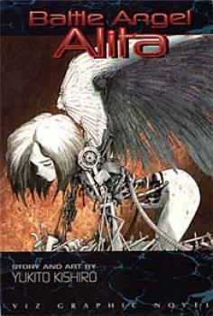 Battle angel alita vol 1