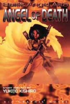 Battle angel alita vol 6 Angel of death