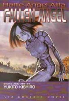 Battle angel alita vol 8 Fallen angel
