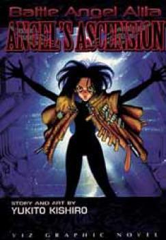 Battle angel alita vol 9 Angel's ascension