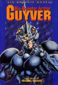 Bio-booster armor Guyver vol 1